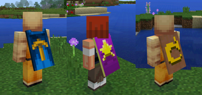 Capes Addon Minecraft Pe Mods Addons