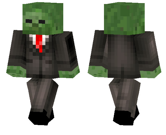 Search Results For Zombie MCPE DL - Skin para minecraft pe zombie