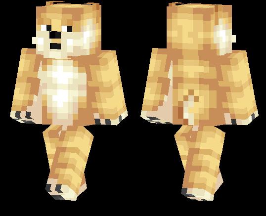 Animals MCPE DL - Skins para minecraft pe de animales