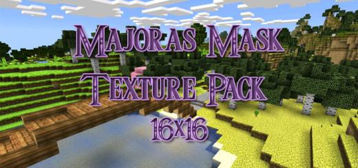 Majora's Mask Texture Pack [16×16]