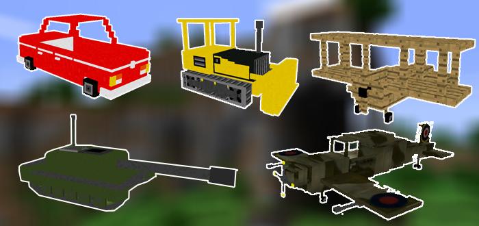 mech-vehicles
