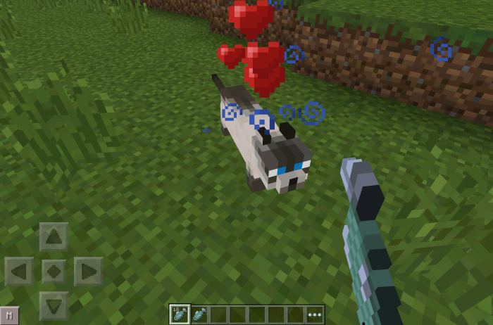 Ocelots mod minecraft pe mods addons for How to fish in minecraft pe