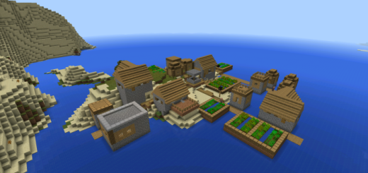 12851: Island Village Close to the Mainland