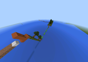 Карта 15 Seconds для Minecraft PE 0.12.1