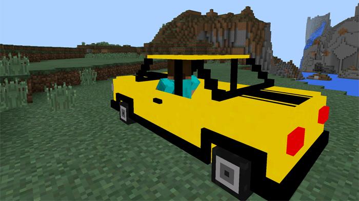 Mech Mod Minecraft Pe Mods Addons