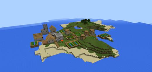 ipodzgaming: Village Island
