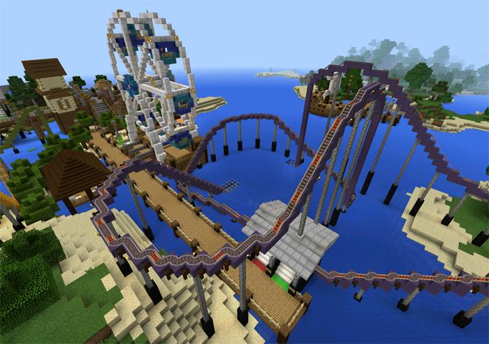Minecraft как сделать гору - ФоксТел-Юг