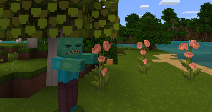 Dandelion Minecraft PE Texture Packs - Arazhul skin fur minecraft pe