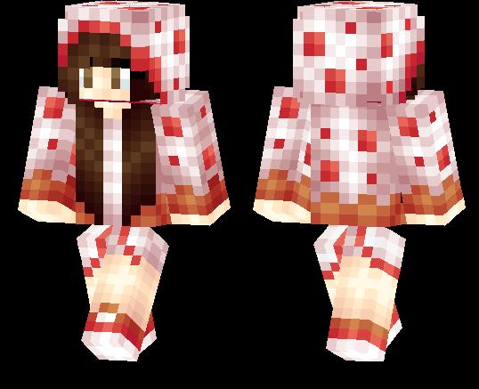 Cake Girl | Minecraft PE Skins