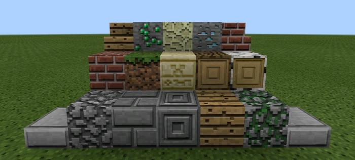 D Textures Minecraft PE Texture Packs - Minecraft server erstellen life in the woods