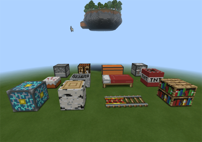 The Building Of Villager Adventure Minecraft PE Maps - Skins para minecraft pe trunks