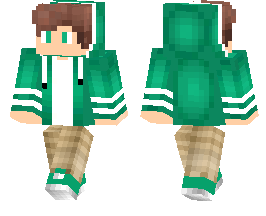 People Skins MCPE DL Page - Skins para minecraft pe android