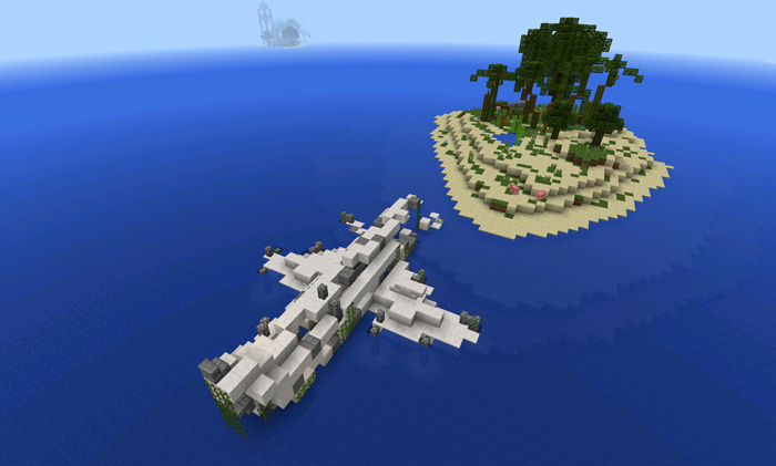 Standard Deep Survival Minecraft Pe Maps