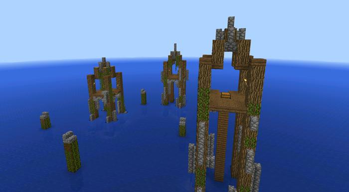 Stranded Deep World Map.Standard Deep Survival Minecraft Pe Maps
