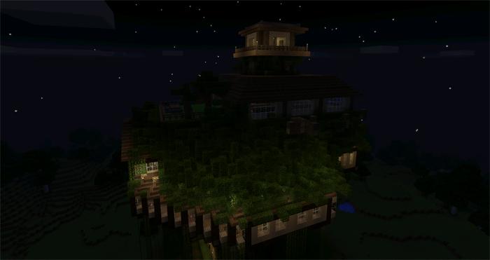 Mega Tree House