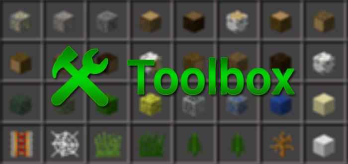 Toolbox Mod   Minecraft PE Mods & Addons