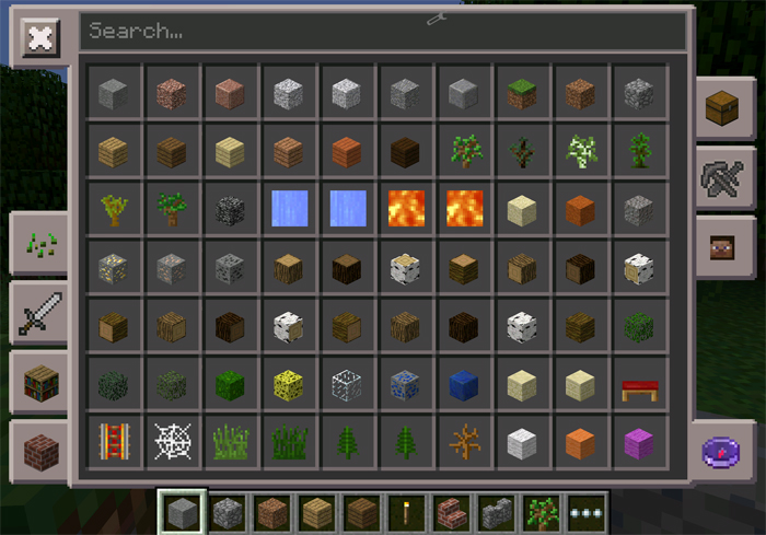 Toolbox Mod | Minecraft PE Mods & Addons