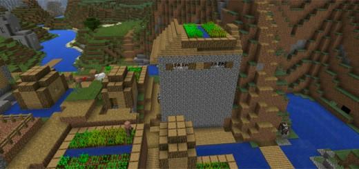 -212718537: Unusual Double Village