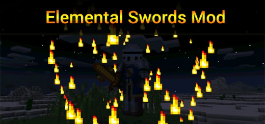 Elemental Swords Mod (Android)
