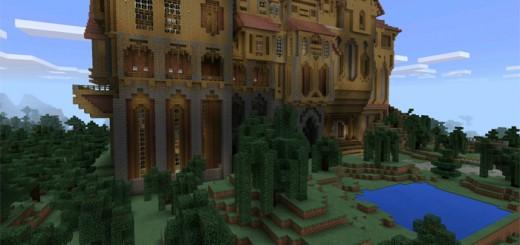Herobrine Mansion [Creation]