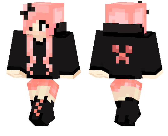 People - Cool girl skins for minecraft pe ...