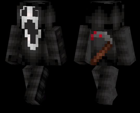 Scary MCPE DL - Horror skins fur minecraft