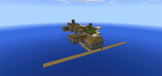 marabell: Island Village With Blacksmith