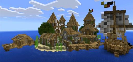 Medieval Island Village [Creation]