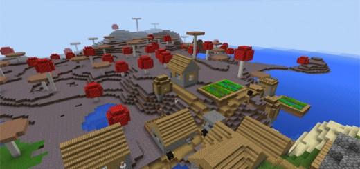 Wizzz000: Mushroom Village