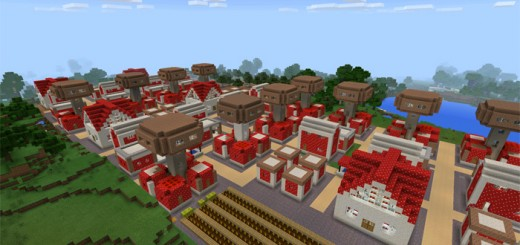 Mushroom Village [Creation]