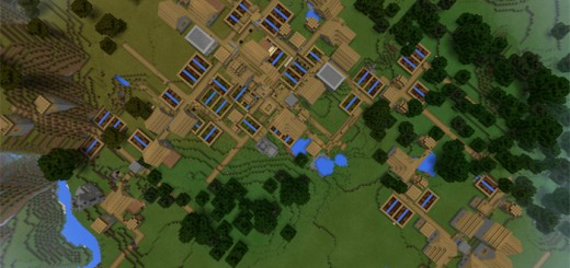 -326097049: Five Villages (Quintuple Village!)
