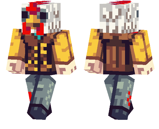 Minecraft PE Skins Page MCPE DL - Skins para minecraft the walking dead
