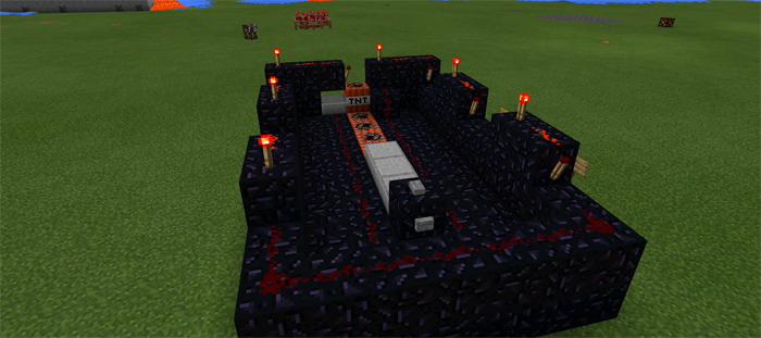 how to build a time machine in minecraft pe