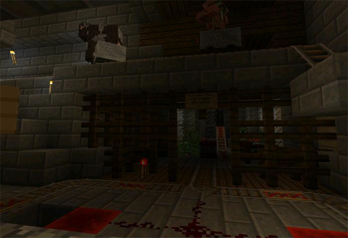 Redstone Mansion Adventure Minecraft PE Maps - Minecraft spielen pocket edition