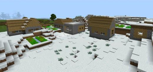 1404809164: Snow Village