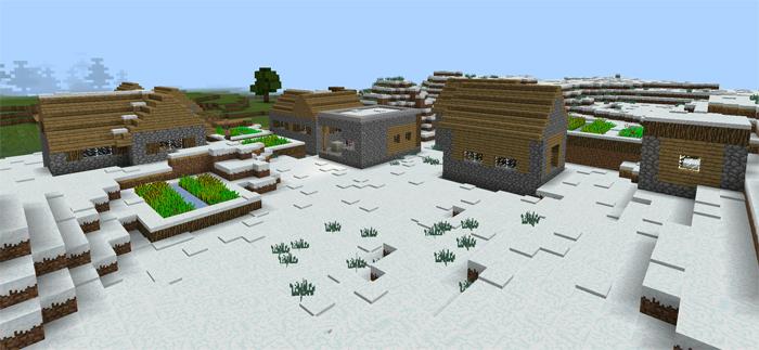 snowvillage1