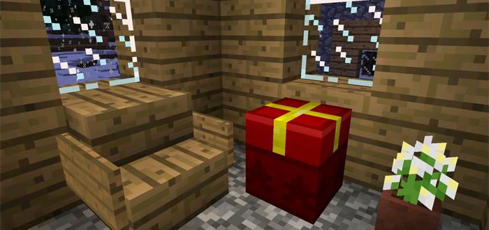 Christmas Chests Mod | Minecraft PE Mods & Addons