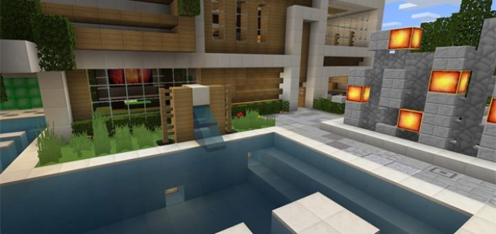Amazing Minecraft Interior Decorating Ideas! | CFM-FuelGaming