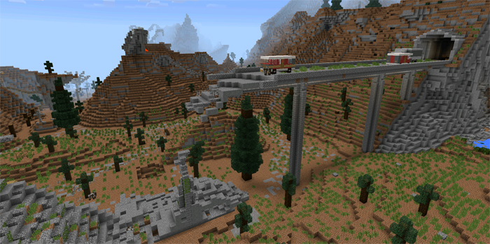 Fallout PE Modded Map Survival Minecraft PE Maps - Mapas survival para minecraft 1 11 2