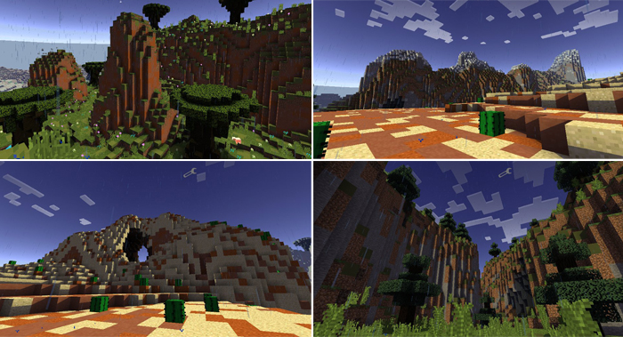 World Edit Terra Mod | Minecraft PE Mods & Addons