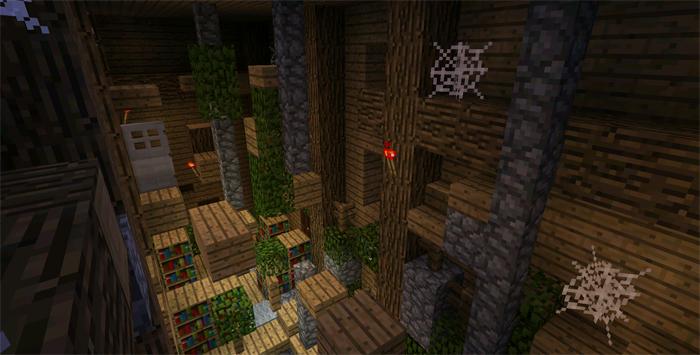 Abandoned House [Parkour] [Puzzle] | Minecraft PE Maps