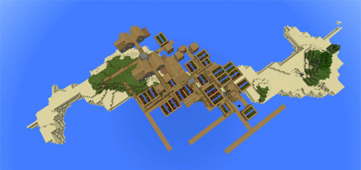 -1060246543: Double Village Island