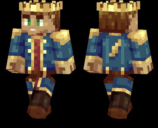 Minecraft PE Skins - MCPE DL