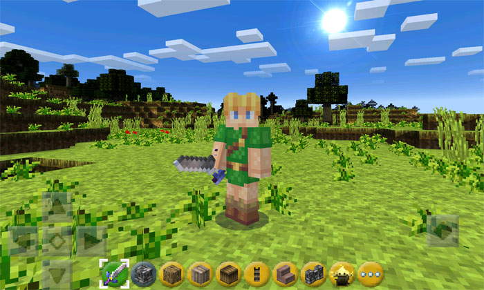 The Legend of Zelda Texture Pack (& Shaders) 16×16   Minecraft PE Texture Packs