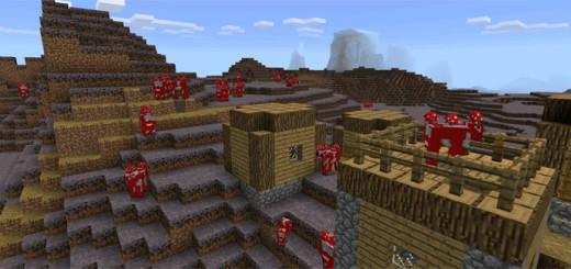 1754: Mushroom Village