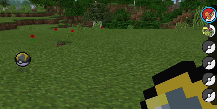 ... Download Pixelmon Mod for Minecraft PE 1.0 APK