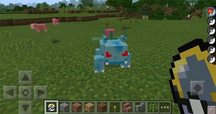 Pixelmon PE Mod | Minecraft PE - 66.9KB