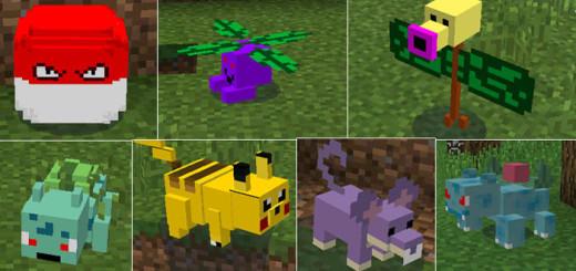 Pixelmon PE Pokémon