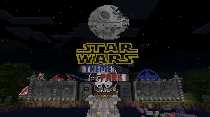 minecraft pe star wars map free download