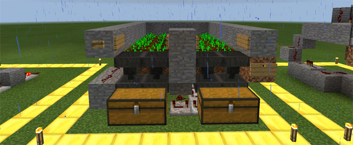 How to build minecraft redstone creations